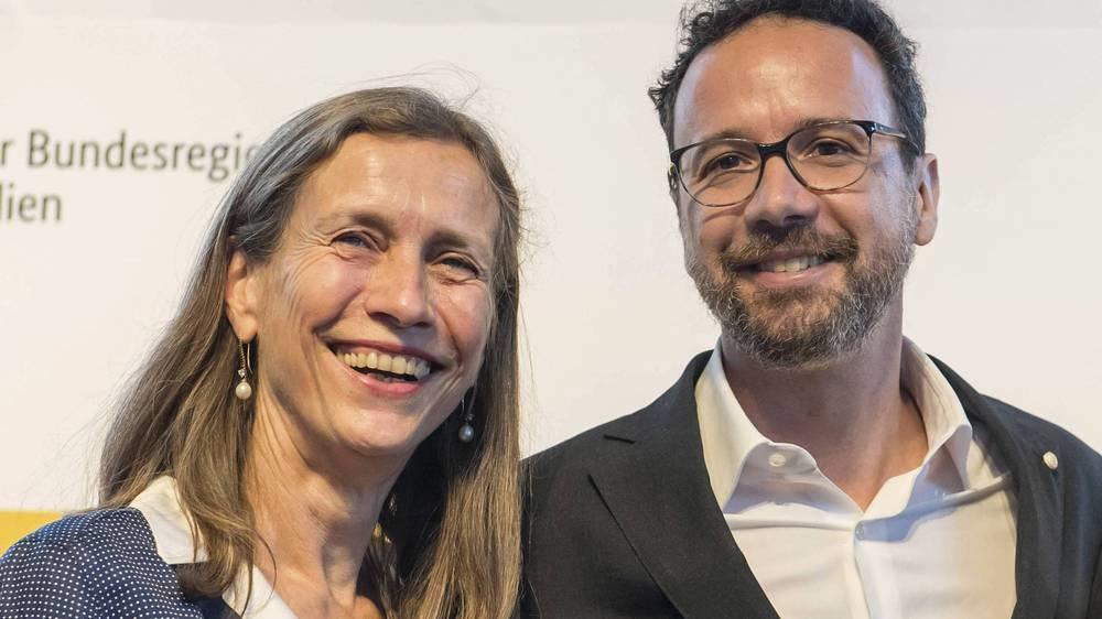 Carlo Chatrian è il nuovo direttore della Berlinale insieme a Mariette Rissenbeek