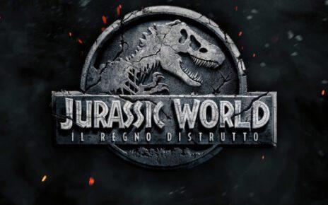 jurassic world 2 banner