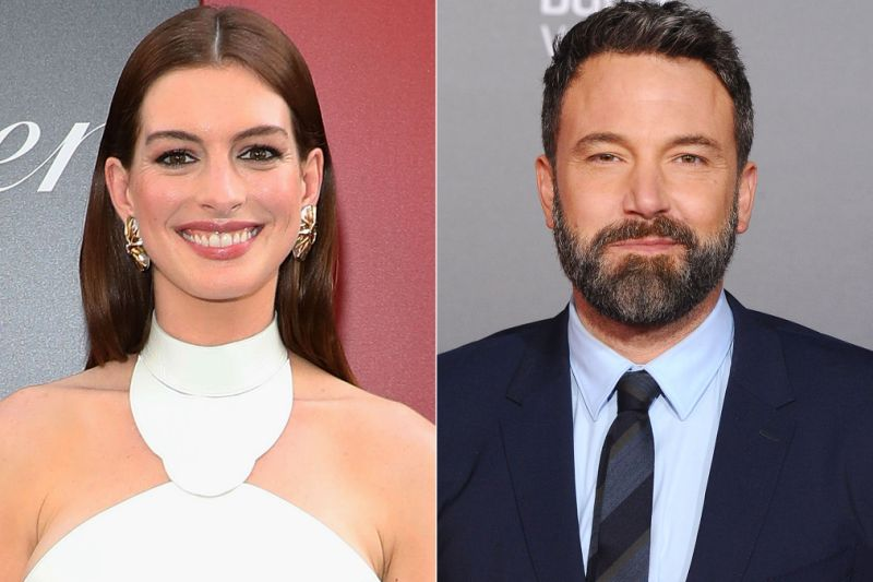 Ben Affleck affiancherà Anne Hathaway in The Last Thing He Wanted, il nuovo film Netflix