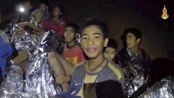 salvataggio thailandia