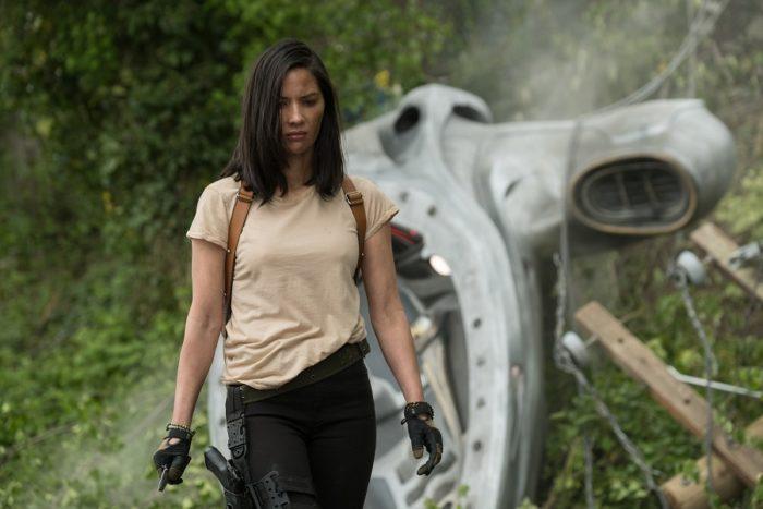 Il cast di The Predator nelle nuove foto ufficiali