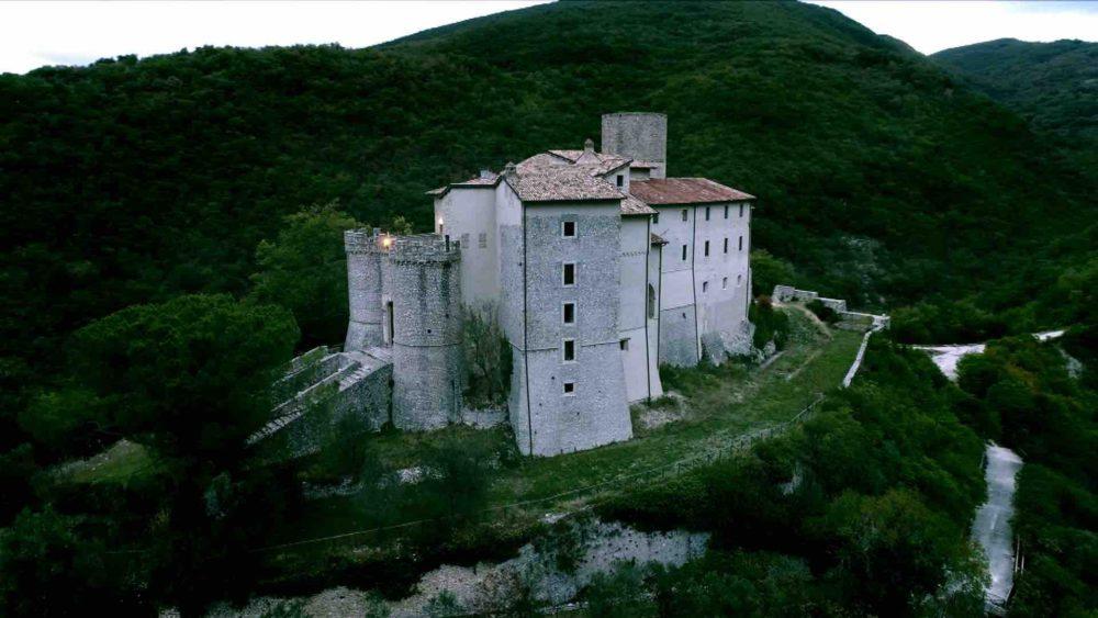 Castello Errante, la prima residenza internazionale per i giovani cineasti nel Lazio