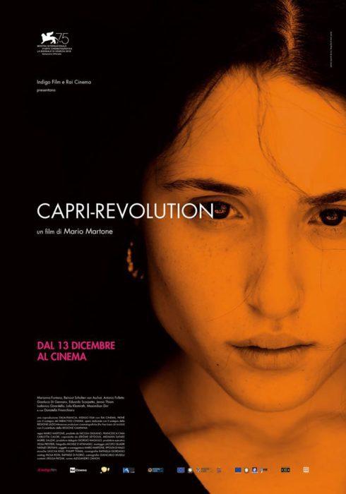 CAPRI REVOLUTION POSTER