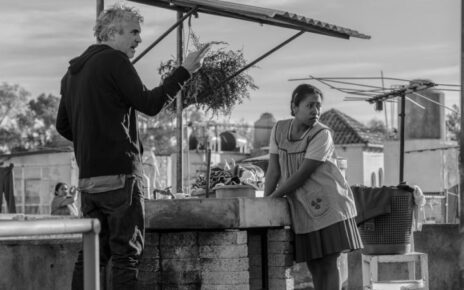 Roma Alfonso Cuaron