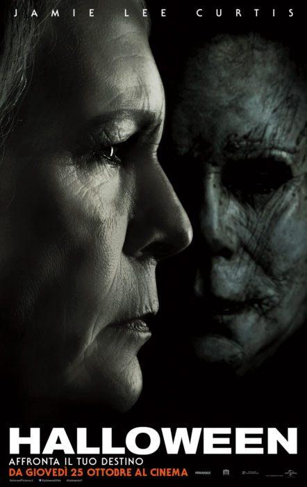 Nuovo poster e nuovo trailer per l'horror Halloween