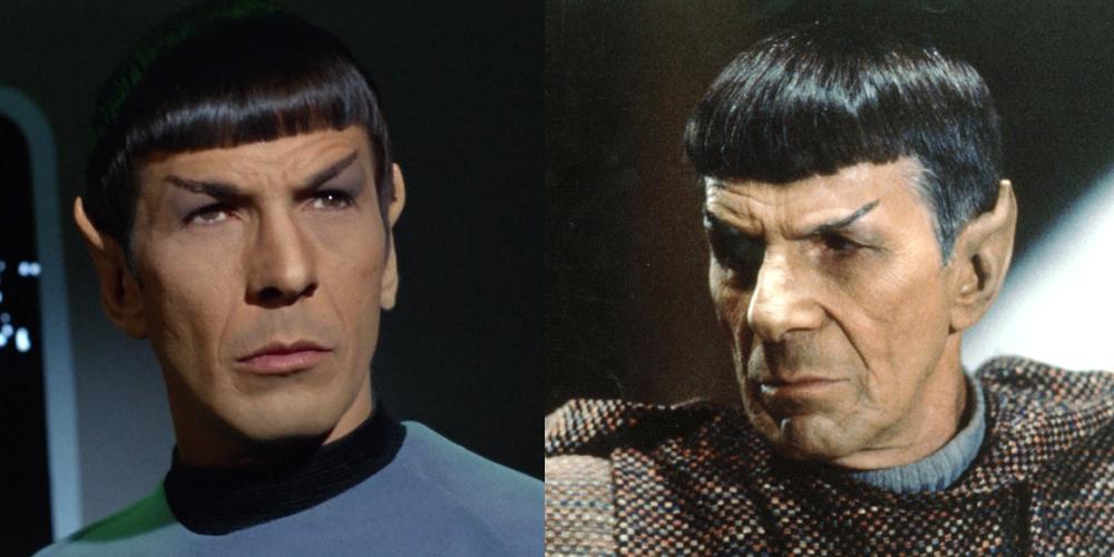 spock story