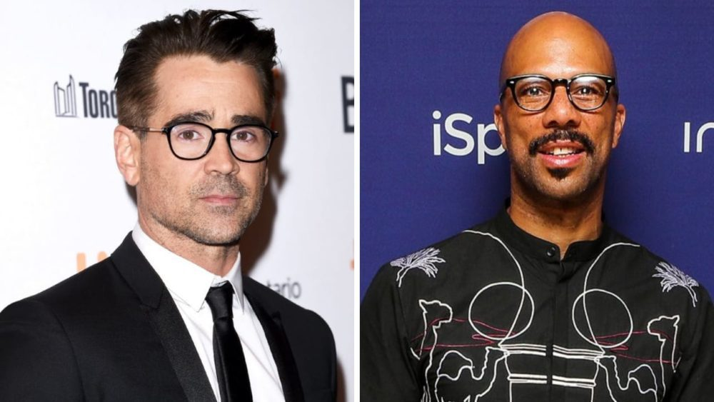 Colin Farrell e Common nel cast di Eve con Jessica Chastain