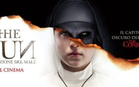 the nun horror