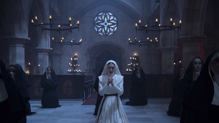 the nun horror