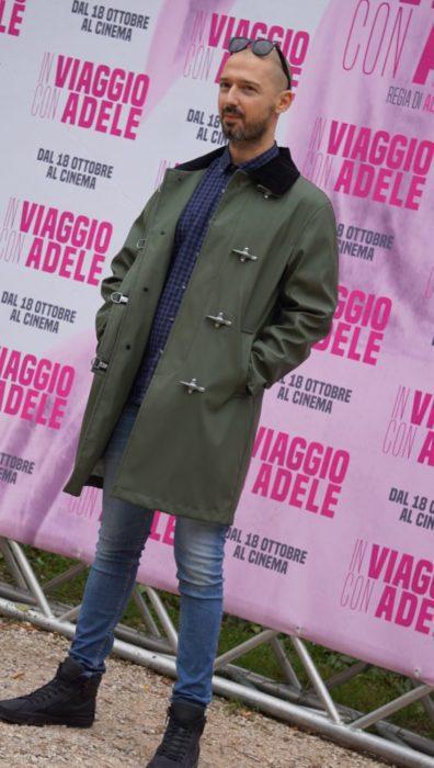 RomaFF13 - Le foto della pre-apertura con il cast di In Viaggio con Adele