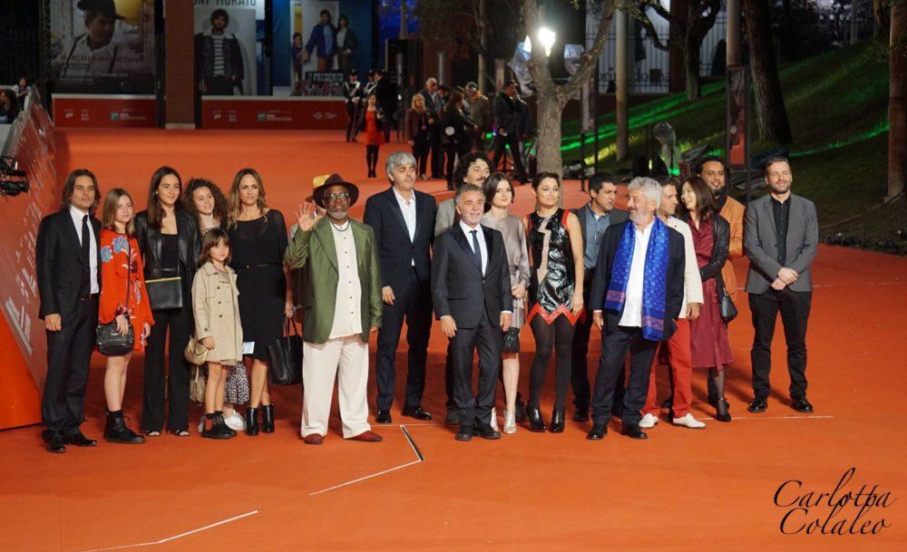 RomaFF13 - Tante foto dai red carpet di Ti Presento Sofia e altri film