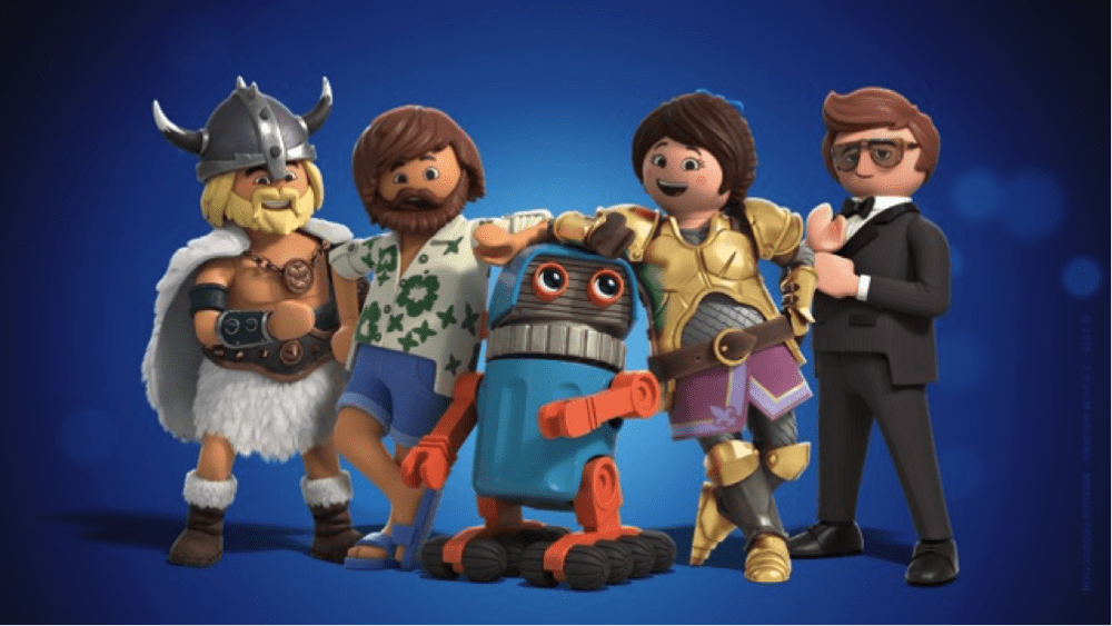 La prima immagine di Playmobil: Il film