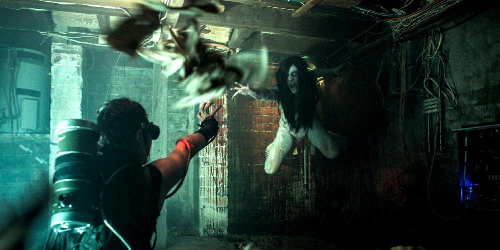 DaemonRunner, l'ipertecnologico short horror a tinte forti