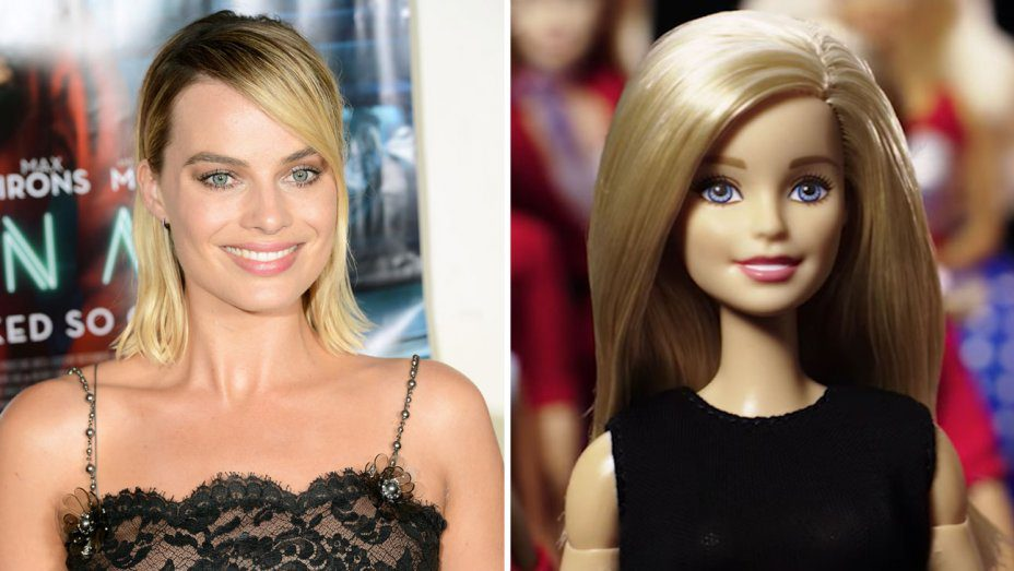 margot robbie barbie
