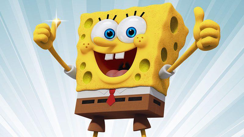 spongebob film