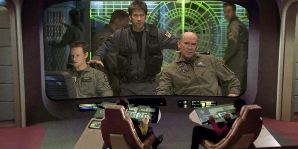 stargate star trek