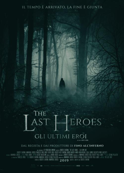 Poster e foto dal set di The Last Heroes - Gli Ultimi Eroi