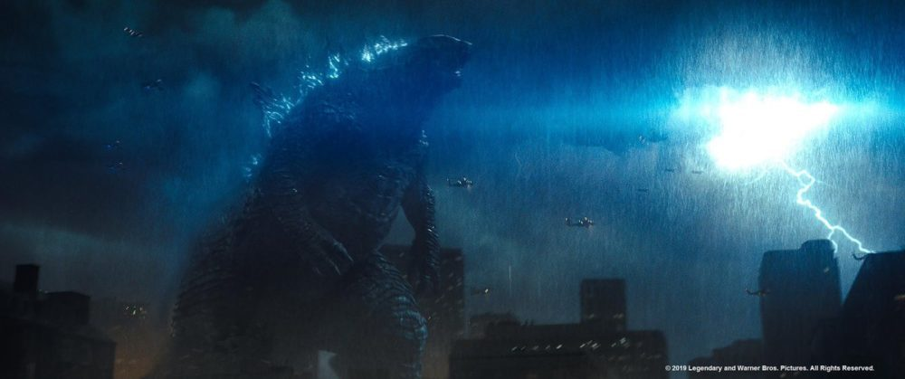 godzilla king of the monsters foto