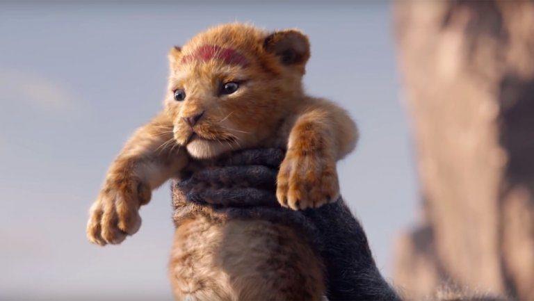 il re leone remake