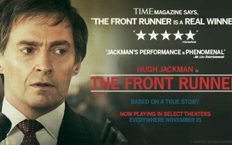 the front runner film