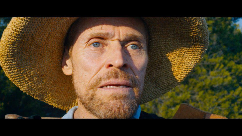 Willem Dafoe è Van Gogh nel trailer di Van Gogh - Sulla soglia dell'eternità