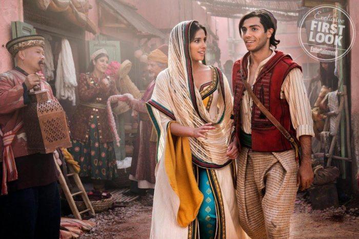 Aladdin guadagna la copertina di Entertainment Weekly