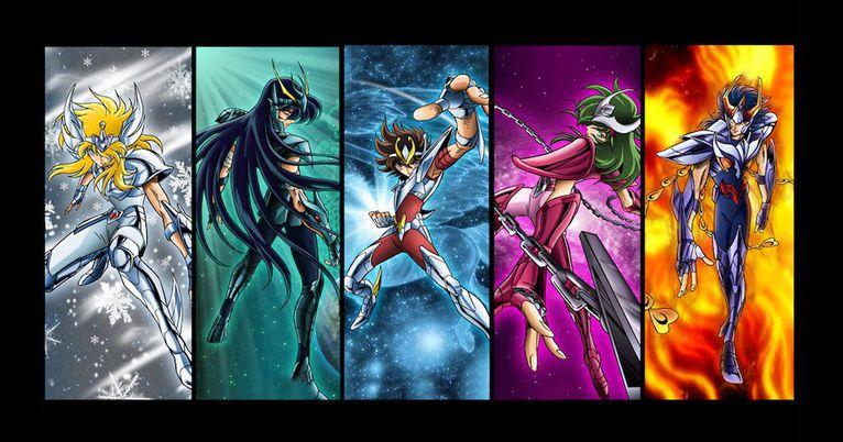 i cavalieri dello zodiaco netflix