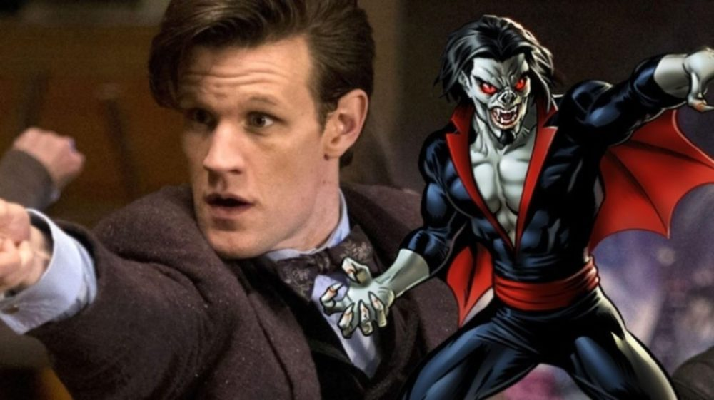 matt smith morbius