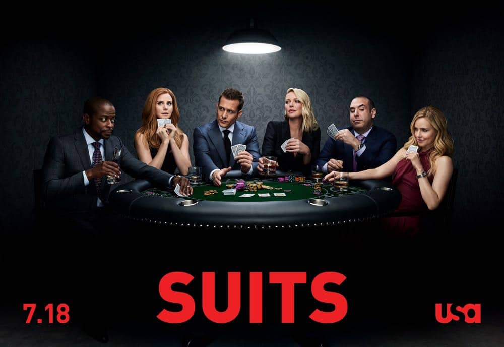 suits serie tv