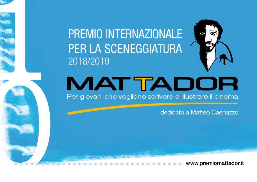 Premio Mattador 2019 - Il 15 aprile il termine ultimo per la consegna dei lavori