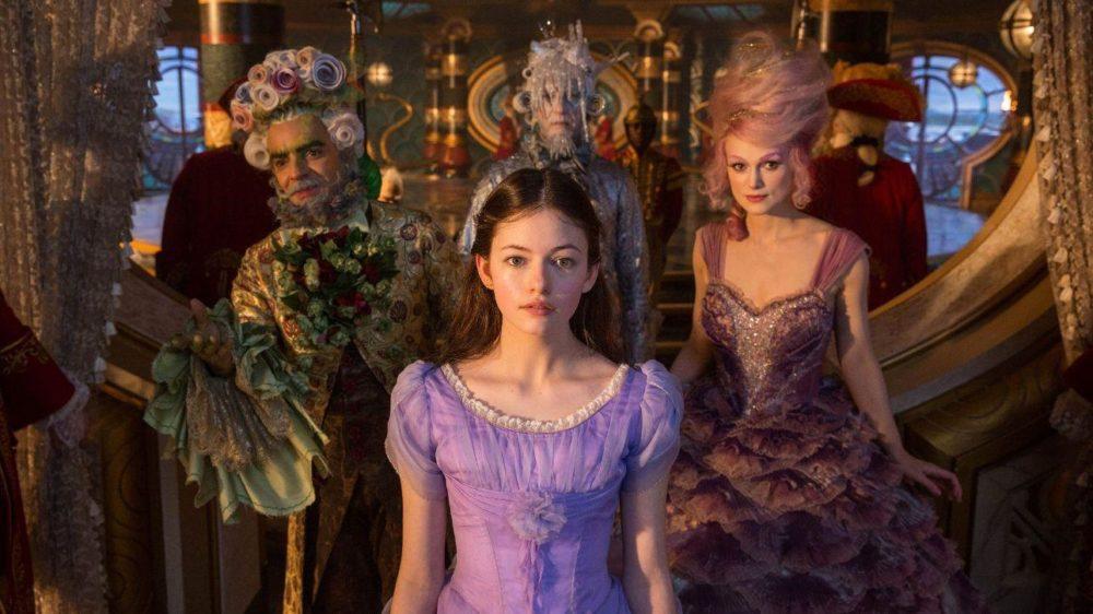 Lo Schiaccianoci e i Quattro Regni in DVD e Blu-Ray dal 27 febbraio
