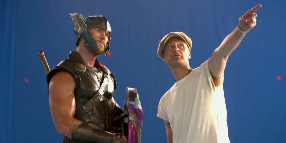 taika waititi marvel
