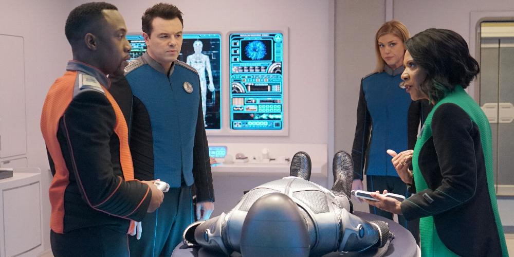 the orville 2 ottavo episodio