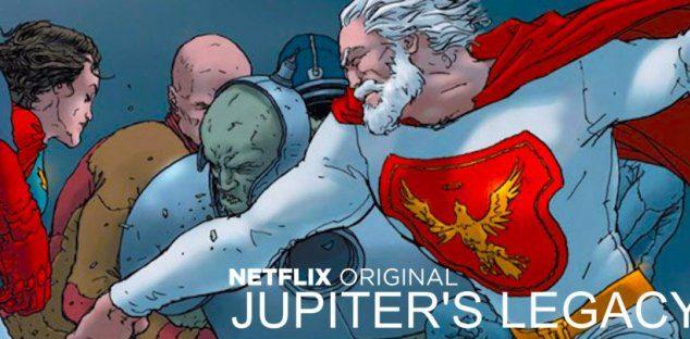 jupiter's legacy netflix