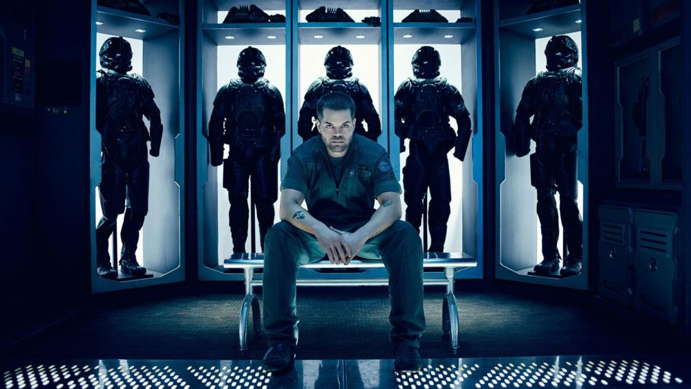 the expanse serie tv