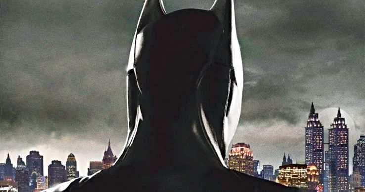 gotham batman poster