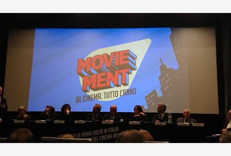 Moviement - L'industria del cinema si unisce compatta