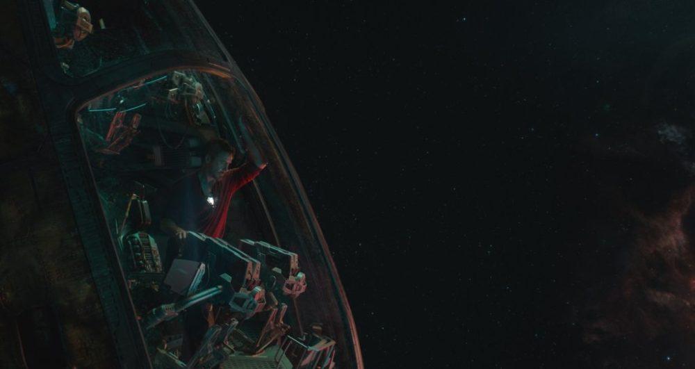 Avengers Endgame Film