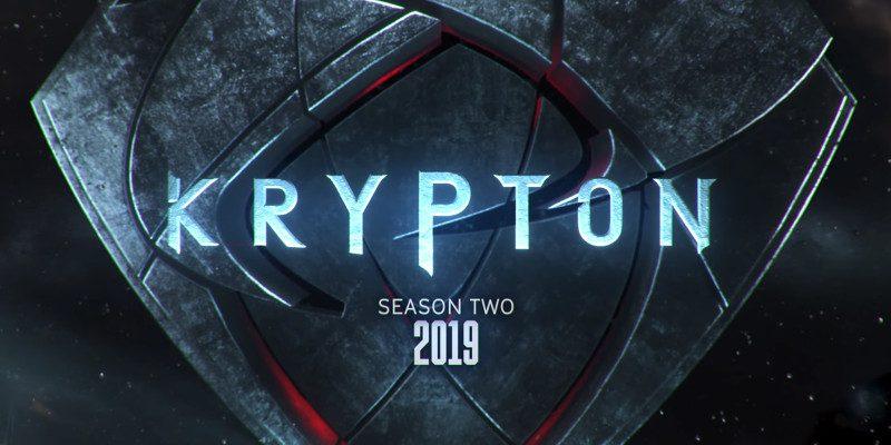 krypton seconda stagione