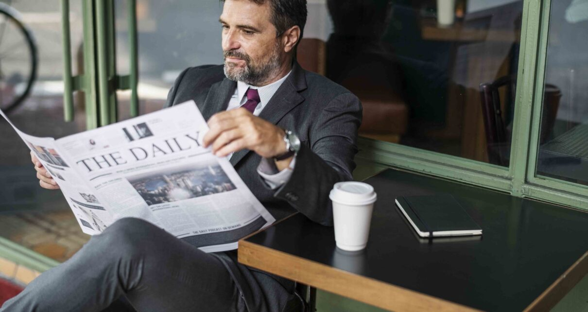 International politics paper news