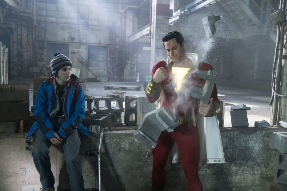 Box Office Usa - Shazam! vince con 53 milioni, bene anche Pet Sematary