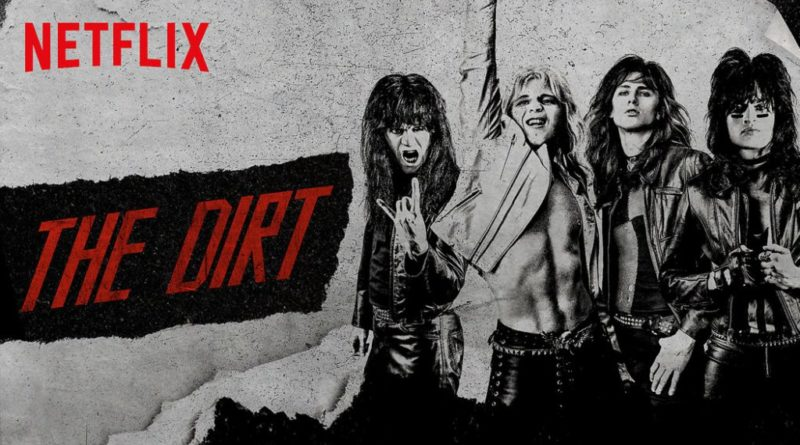 the dirt netflix recensione