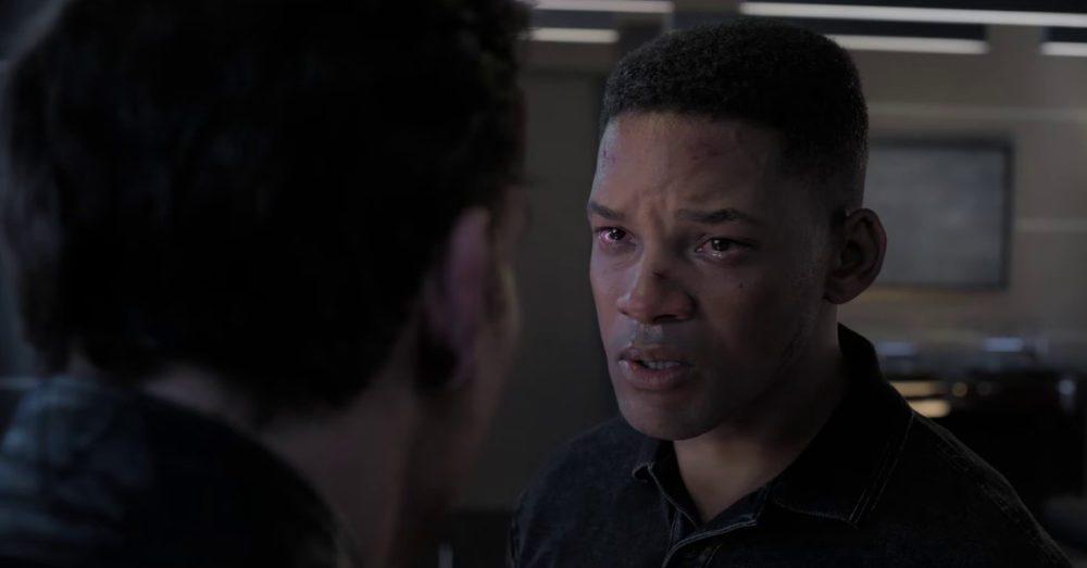 Will Smith contro se stesso da giovane nel trailer dello sci-fi Gemini Man