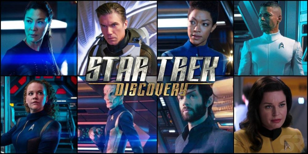 star trek discovery 2 personaggi