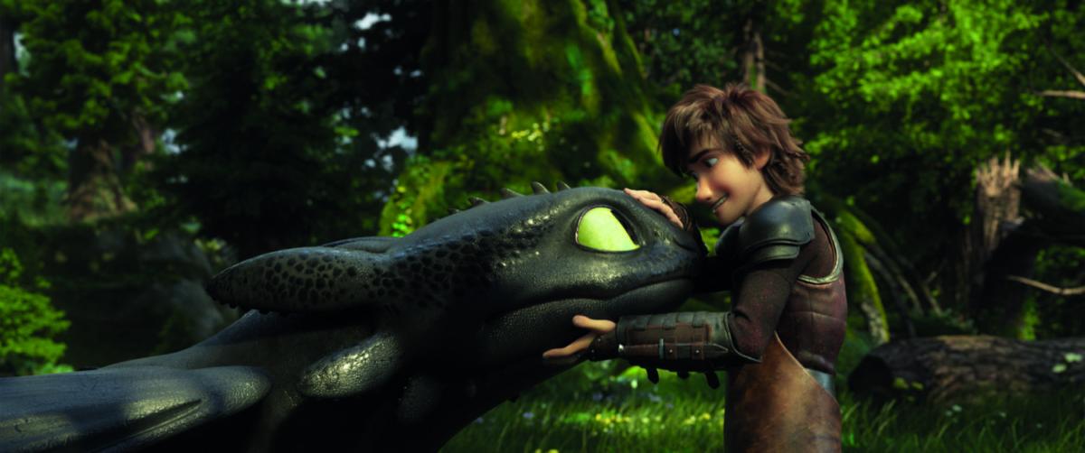Dragon Trainer - Il Mondo Nascosto da oggi in Dvd, Blu-Ray, Blu-Ray 3D e 4K Ultra HD