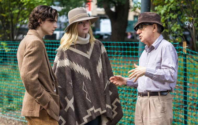 Lucky Red distribuirà Un Giorno di Pioggia a New York di Woody Allen