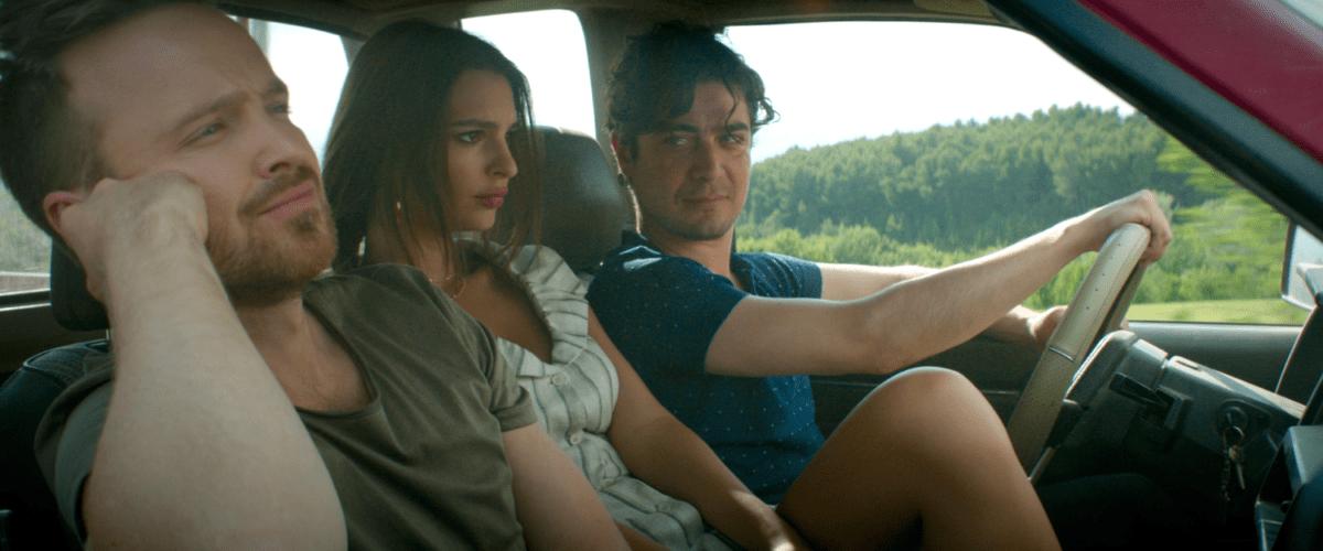 Riccardo Scamarcio e Emily Ratajkowski nel trailer italiano di Welcome Home
