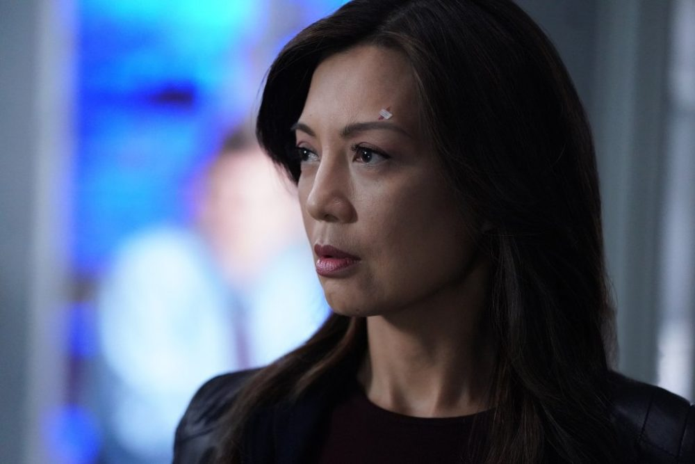 Ming-Na Wen SHIELD