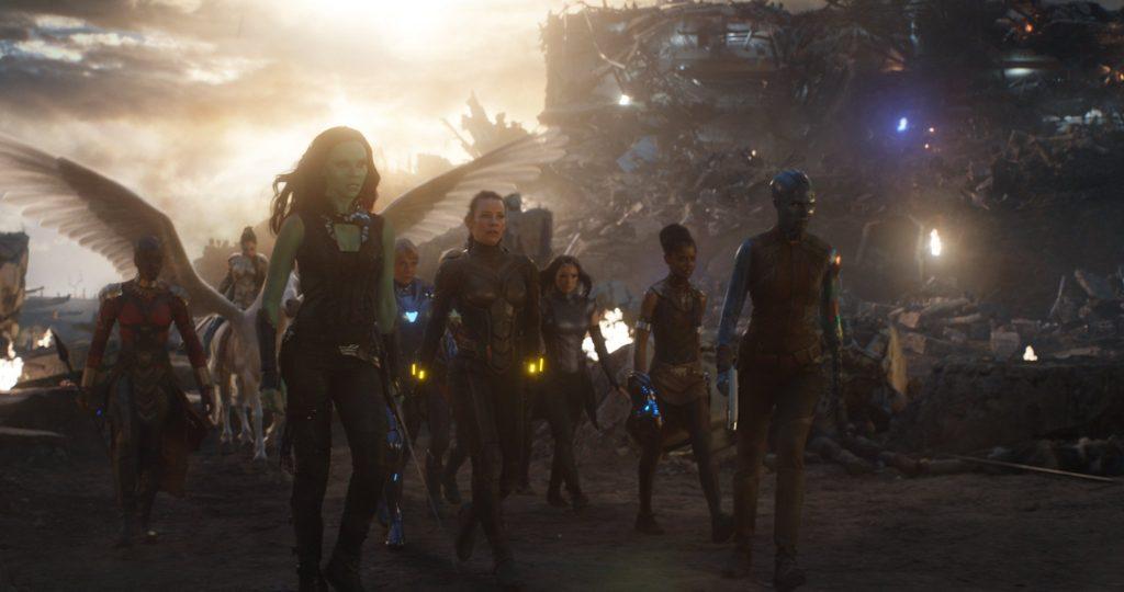 Avengers: Endgame Film Premi