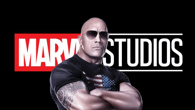Dwayne Johnson - Marvel